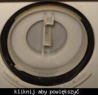 Pralka Bosch WFL1600PL - demontaż filtra pompy