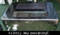Wzmacniacz lampowy PP 6P1P stereo
