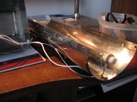 Stroboskop 1500W - SCLAT 2000
