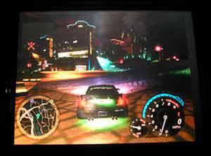 Symulator samochodu wyścigowego