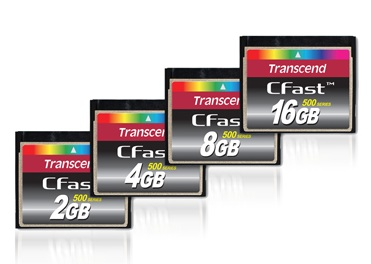 Karty pamięci Transcend Ultimate 64 GB Class 10 SDXC i CFast