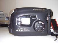Kamera JVC gr-ax 720 nie mo�na wyj�� kasety