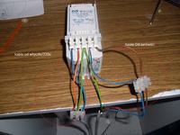Lampa Sodowa 100W. Czy dobrze podłączone przewody.