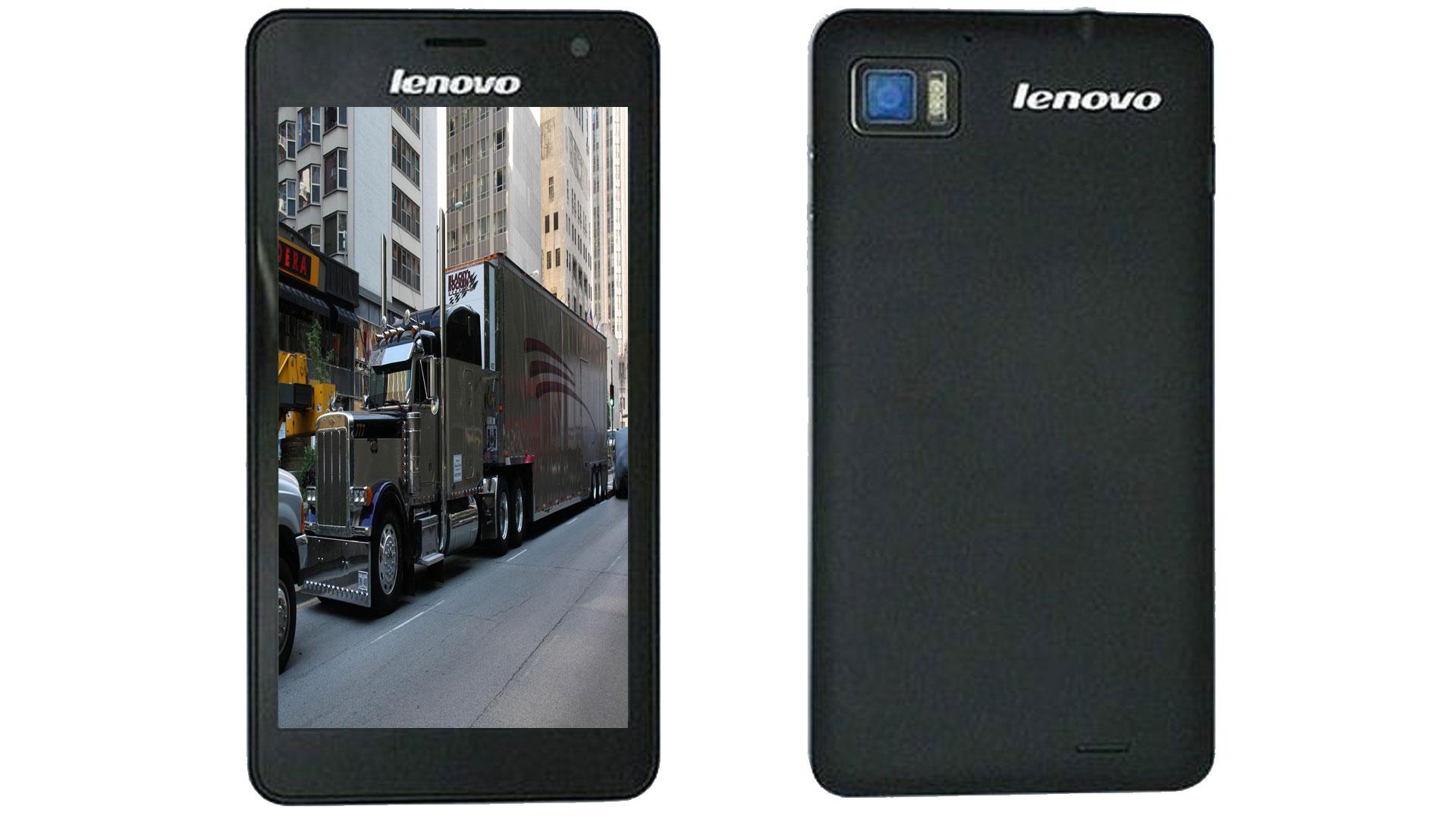 """Lenovo K860 - smartphone z 5"""" ekranem i 4-rdzeniowym procesorem"""