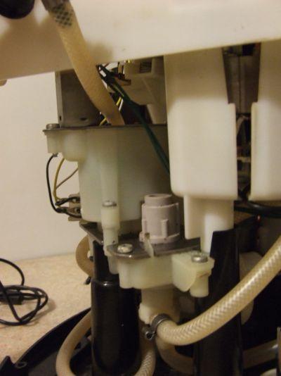 Krups xp7210 b��d 5 regeneracja si�ownika