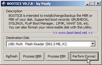 benq joybook a52 - bootowanie systemu z usb. Nie widzi pendrive w biosie.