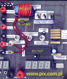 Pomiar prądu w spawarce....