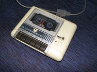 Nagranie kasety przez magnetofon C64