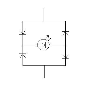 Jak zmienić kierunek prądu do diody LED?