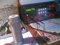 Zasilacz mikroprocesorowy 0-25V 0-5A