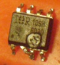 Co to za element (mosfet ?) Dysk Seagate U6 ST340810A