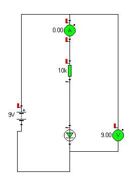 Ch-ka prądowo-napięciowa diody - jaki układ?