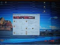 Dell Precision M60 - przekłamania na ekranie uszk. matryca ?