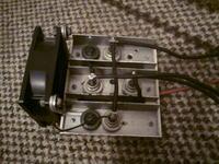Buduję prostownik samochodowy z opcją rozruchu.