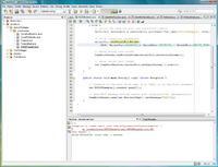 Czy ktoś zbudował aplikację w Java do odb. danych z RS232?