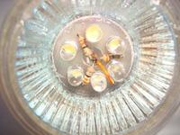 Latarka 6 led zasilana 1,8V-3V