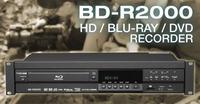 Tascam BD-R2000 - stacjonarna nagrywarka Blu-Ray.