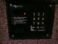 Domofon Proel PC255 szukam schematu podłączenia