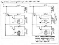 Altus 100 - wymiana głośnika średiotonowego