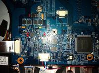 Acer 1830T - Martwy laptop po rozładowaniu baterii