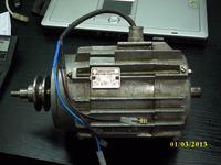 Silnik EBM71G2-SB530 - Zła praca silnika.