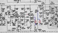 Radmor 5412-Ciszej grający P kanał, trzaski Filtru Wysokie, nie równe prądy