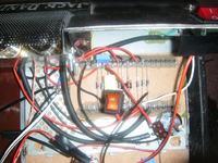 Niedokończony hybrydowy wzmacniacz gitarowy (2x ECC85 + LM3875)