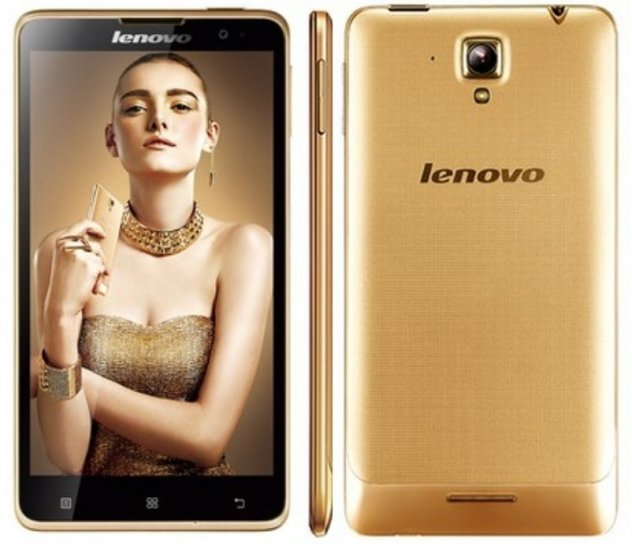 Lenovo Golden Warrior S8 - ciekawy smartfon za 200$