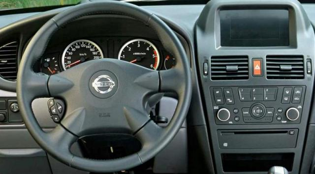 Demonta� radia z Nissana ?
