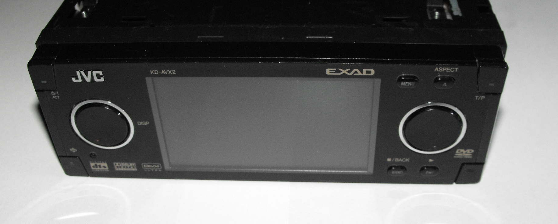 [Sprzedam] JVC KD-AVX2 - radio z czerwonym pod�wietleniem