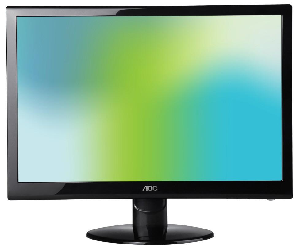 AOC e2752 - 27-calowy monitor LED LCD z czasem reakcji 2 ms