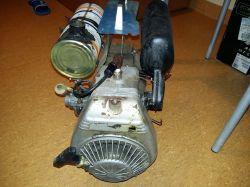 Renowacja agregatu z 1968 roku - Częśc .1 .Zakup i prezentacja przed renowacją