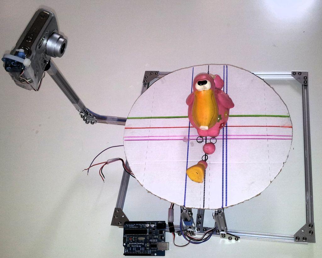 123D skaner - domowy skaner 3D