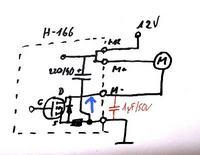 Hybryd H-166 - Generator PWM - zak��cenia