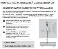 LG/Cyfrowy Polsat - Po��czenie kina domowego z dekoderem CP HD 6000
