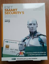 [Sprzedam] ESET Smart Security 5 2012