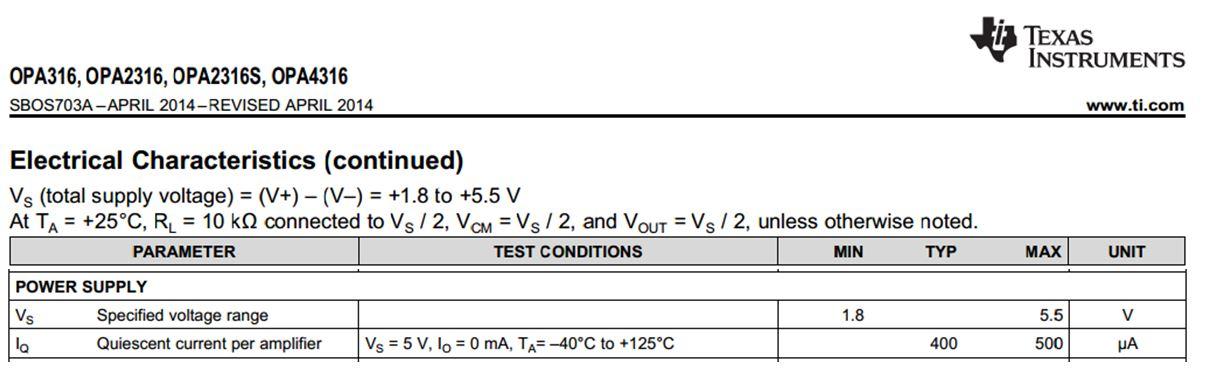 Kluczowe pytania dotycz�ce rozpraszania mocy przez op-ampy - cz�� 1
