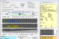 Pro�ba o ocen� parametr�w linii ADSL