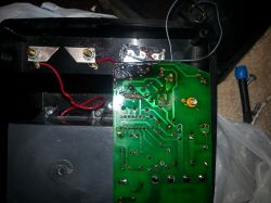 Naprawa elektryzatorów typu EBS94, EBS95, EBS2000 i starszych typów.