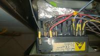 Mastercook KGE8765 - upalone przewody w zegarze sterującym diehl typ 313-50