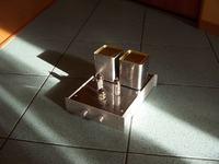 Wzmacniacz lampowy SE 2xEL84 + ECC83 v2 by DaKKi