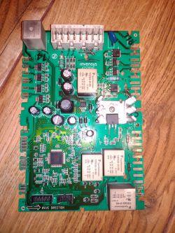 Pralko-suszarka Candy GO W485D - Zrobiła zwarcie, nie działa silnik, nie otwiera