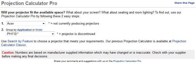 Jaka wielko�� ekranu a jaka odleg�o�� od projektora?