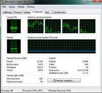ACER Aspire E1-572G - Nagły wzrost zużycia CPU