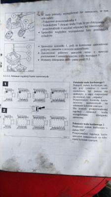 Silnik deutz f10l413 luzy zaworowe i rozrząd ustawienie