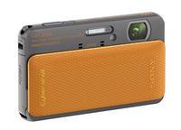 Sony CyberShot TX20 - nowy kompakt z Exmor R w obudowie rugged