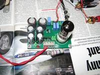 Przedwzmacniacz lampowy Avt 2886