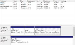 Utworzenie nowej partycji po aktualizacji Windows 10