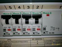 Re: Impulsowe przeciążenie sieci (bezp. 16A) mimo ciągłego obciążenia 2A