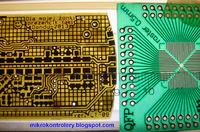 tworzenie PCB metodą termotransferu - drukarka